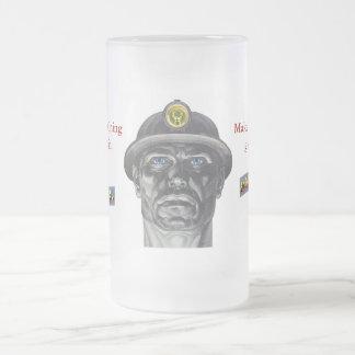 Coal Miner's Toasting Mug
