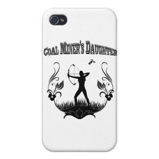 Coal Miner's Daughter Case For iPhone 4