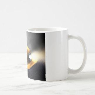 coal miners hat classic white coffee mug