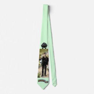 Coal Miner's Neck Tie