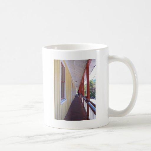 Coal Museum Walkway Coffee Mug
