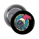 Coal Pinback Button