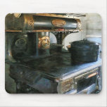 Coal Stove Mouse Pads