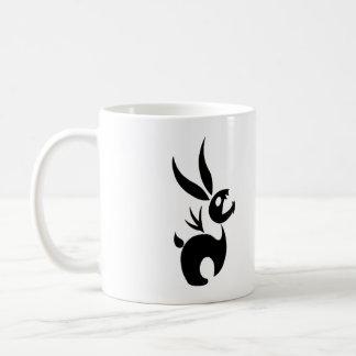 Coal the Shadow Rabbit Coffee Mug