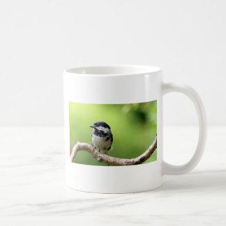 Coal Tit Bird On A Branch Coffee Mug
