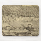 Coal works of O'Neil and Company Mouse Pad