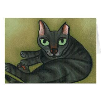 Coalición salvaje de los vigilantes del gato de Ro Tarjeton