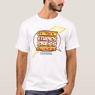 COALITION STUDIOS PRESS SYNDICATE SHIRT!!!! T-Shirt