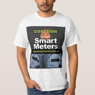 Coalition to Stop Smart Meters T-Shirt