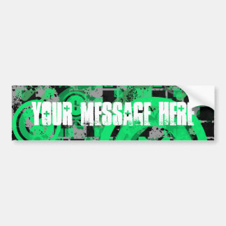 COAlitionz. Customizable Message. - Customized Bumper Sticker