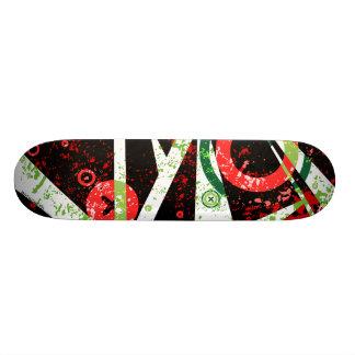 COAlitionz. Skateboard Deck