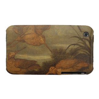 Coalla en la oscuridad, c.1676 (aceite en lona) Case-Mate iPhone 3 protectores
