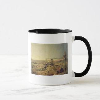 Coalmines and Clay Quarries at Montchanin Mug