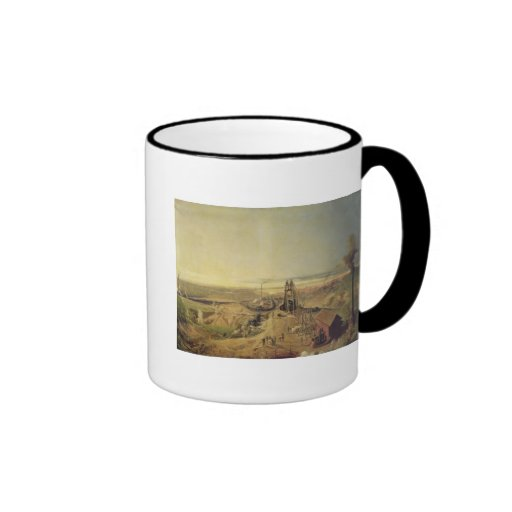 Coalmines and Clay Quarries at Montchanin Mugs
