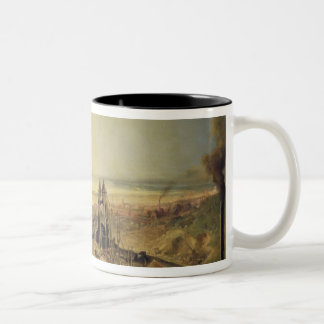 Coalmines and Clay Quarries at Montchanin Two-Tone Coffee Mug