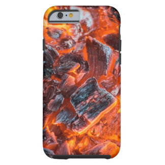 Coals and Embers Tough iPhone 6 Case