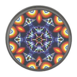 Coals Kaleidoscope Lapel Pin