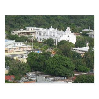 Coamo Puerto Rico Postcard