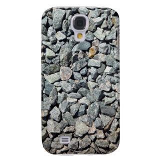 Coarse Granite Gravel Close Up Galaxy S4 Covers