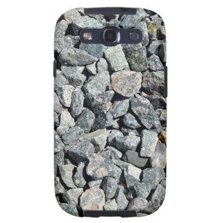 Coarse Granite Gravel Close Up Galaxy S3 Case