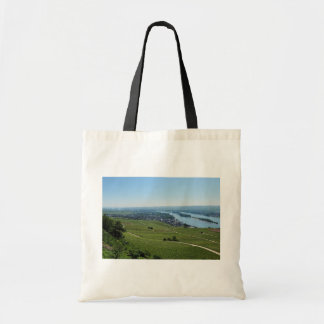 Coarse home on the Rhine Tote Bag