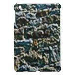coarse stone wall iPad mini covers