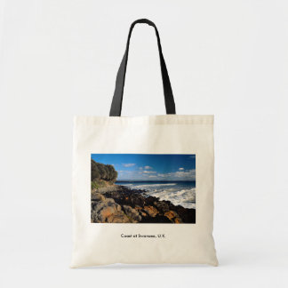 Coast at Swansea, U.K. Bag