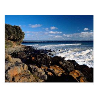 Coast at Swansea, U.K. Post Cards