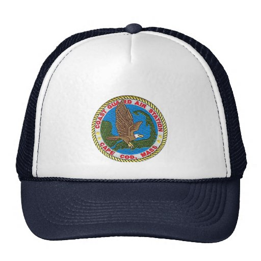 Coast Guard Air Station Cape Cod Hat