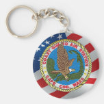Coast Guard Air Station Cape Cod Keychains