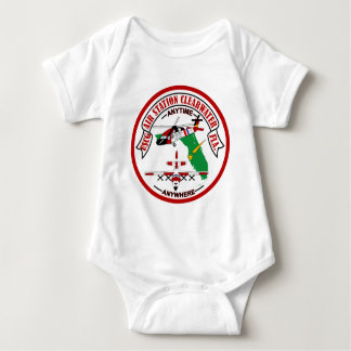 Coast Guard Air Station -Clearwater Florida Baby Bodysuit