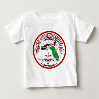 Coast Guard Air Station -Clearwater Florida Baby T-Shirt
