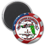 Coast Guard Air Station Clearwater Magnet