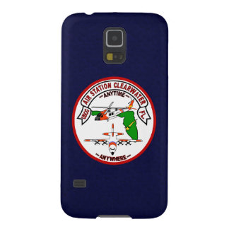 """Coast Guard Air Station Clearwater  """"Navy Blue"""" Galaxy S5 Cover"""