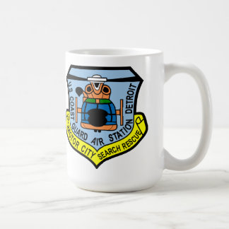 Coast Guard Air Station Detroit Coffee Mug