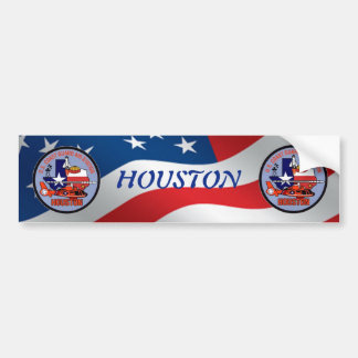 Coast Guard Air Station Houston Bumper Sticker