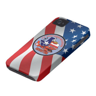 Coast Guard Air Station Houston iPhone 4 Cover