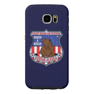 Coast Guard Air Station Kodiak Alaska Samsung Galaxy S6 Case