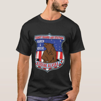 Coast Guard Air Station Kodiak T-Shirt