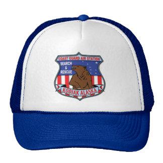 Coast Guard Air Station Kodiak Trucker Hat
