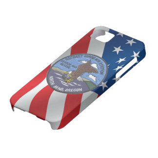Coast Guard Air Station North Bend iPhone SE/5/5s Case