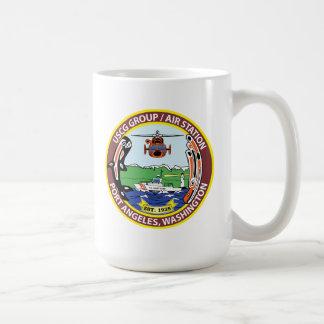 Coast Guard Air Station Port Angeles Coffee Mugs