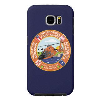 Coast Guard Air Station Savannah, Georgia Samsung Galaxy S6 Cases