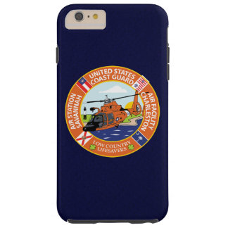 Coast Guard Air Station Savannah, Georgia Tough iPhone 6 Plus Case