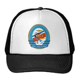 Coast Guard Air Station - Traverse City, MI Trucker Hat