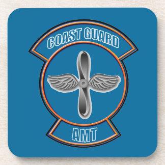 Coast Guard AMT Beverage Coasters