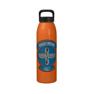 Coast Guard AMT Reusable Water Bottles
