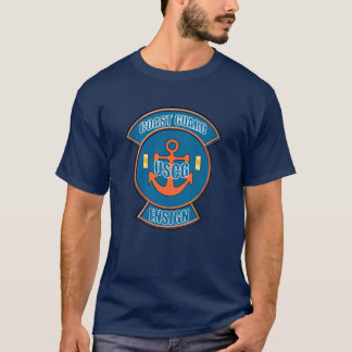 Coast Guard Anchor Ensign T-Shirt
