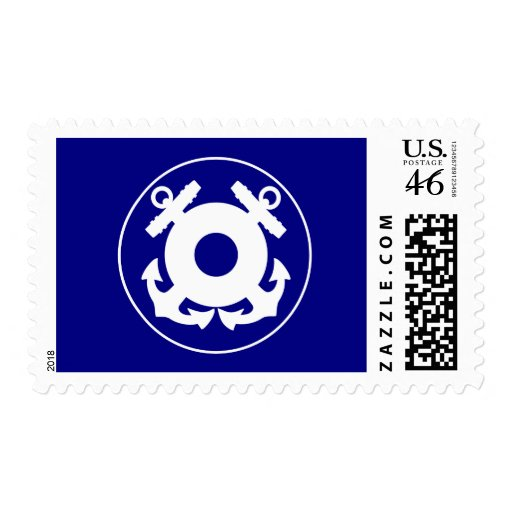 Coast Guard Anchor Stamps