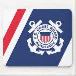 Coast Guard Auxiliary Mose Pad Mousepad